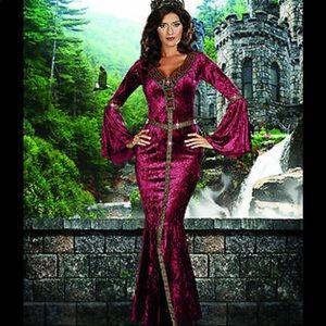 Dreamgirl Renaissance Faire dress